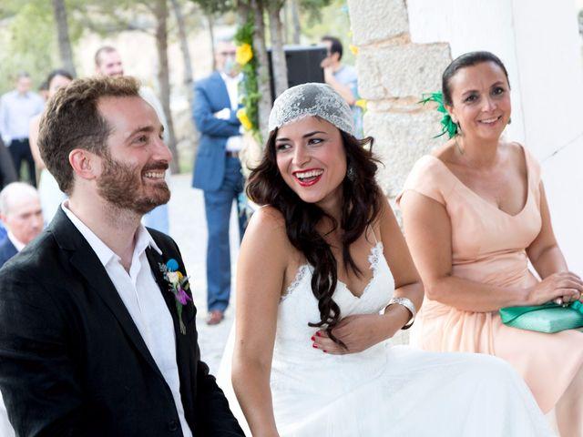 La boda de Diana y Miguel
