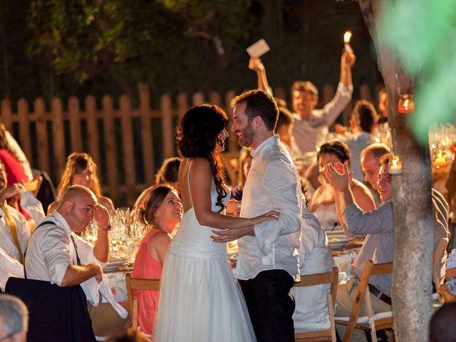La boda de Miguel y Diana en Sot De Chera, Valencia 18