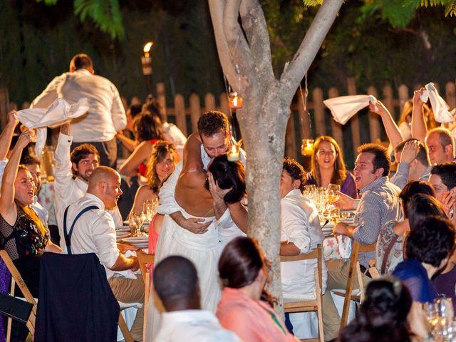 La boda de Miguel y Diana en Sot De Chera, Valencia 23