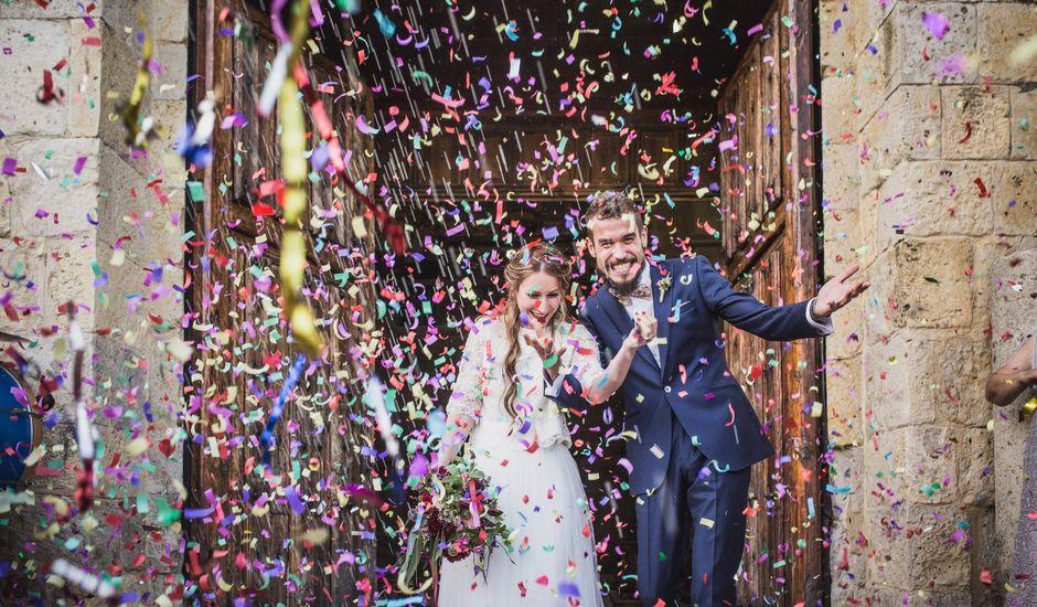 La boda de Adrian  y Aroa en Palencia, Palencia