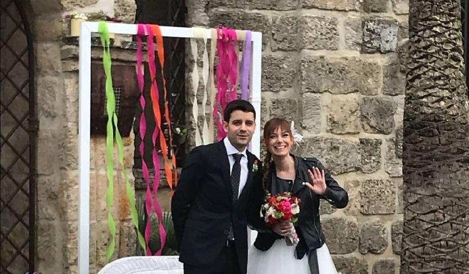 La boda de Ignacio y Esther en Xàbia/jávea, Alicante