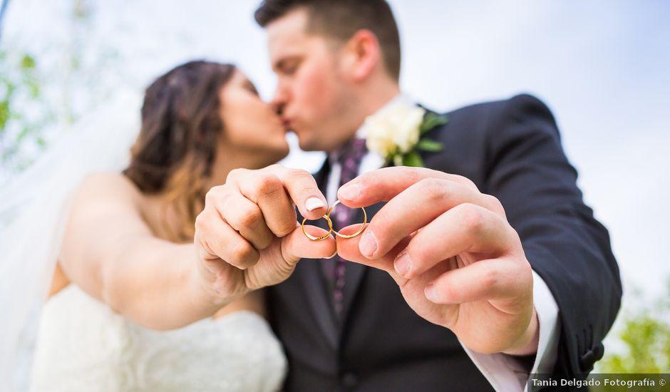 La boda de Alejandro y Patricia en Navalcarnero, Madrid