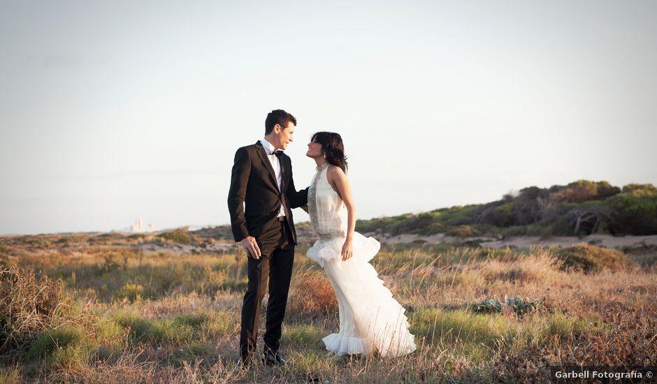 La boda de Oscar y Gemma en Alzira, Valencia