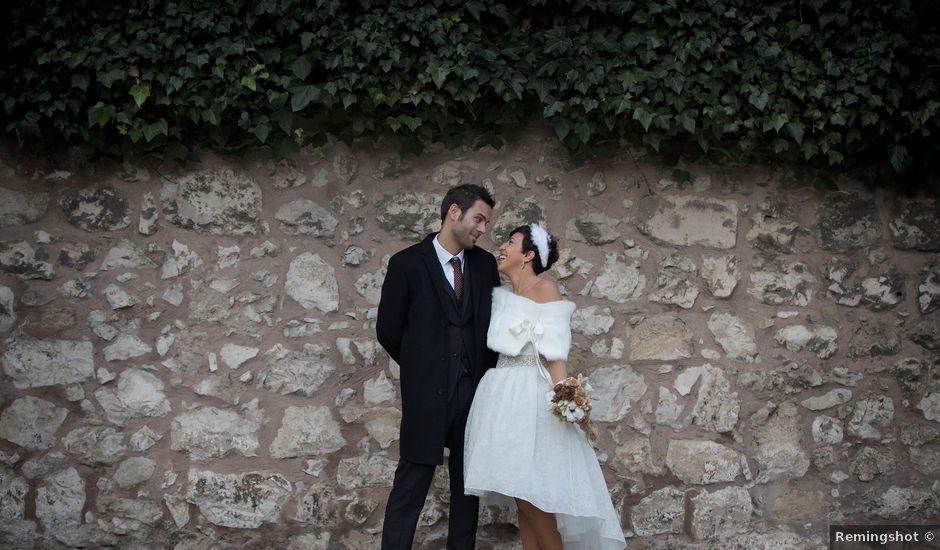 La boda de Dani y Ana en Burgos, Burgos