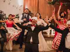 La boda de Sara y Ismael 10