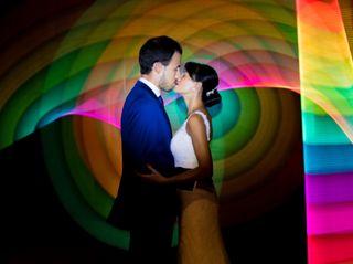 La boda de Laura y Ion