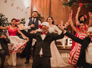 La boda de Sara y Ismael 1