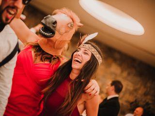La boda de Sara y Ismael 3