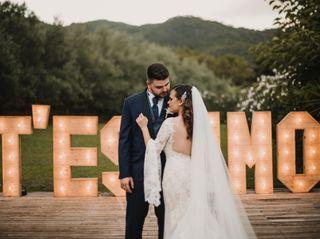 La boda de Sara y Ismael