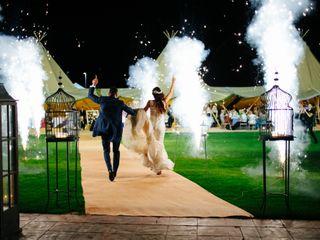 La boda de Isabel y Pelayo 1