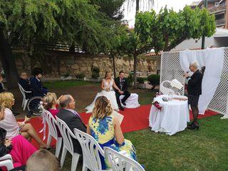 La boda de Eva y Sergio