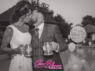 La boda de Francisco Javier y Cristina