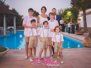 La boda de Francisco Javier y Cristina  2