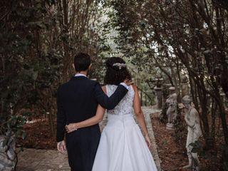 La boda de Adriana y Luís