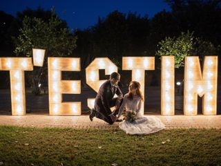 La boda de Xavi y Mercè