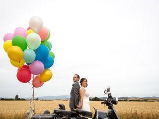 La boda de Maitane y Sergio