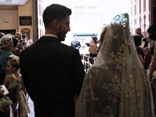La boda de José y Marina 1
