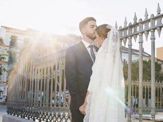 La boda de José y Marina