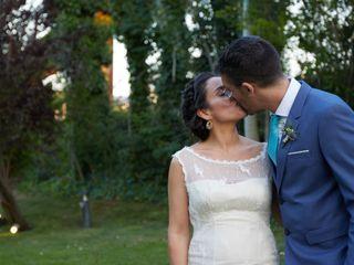 La boda de Gabriela y Luís Miguel