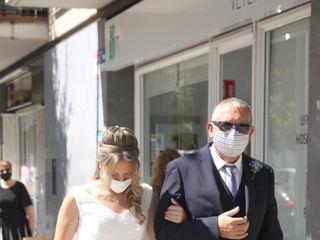 La boda de Albert y Claudia 1