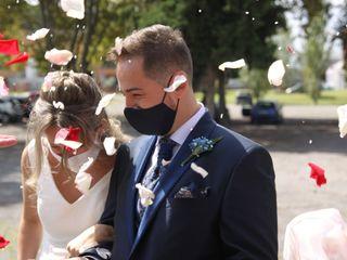 La boda de Albert y Claudia