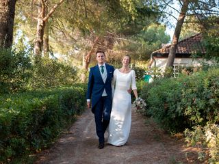 La boda de Silvia y Alejandro