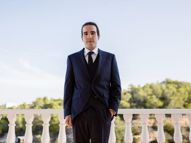 La boda de Francisco y Andrea en Santa Maria (Isla De Ibiza), Islas Baleares 4