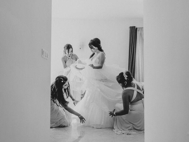 La boda de Francisco y Andrea en Santa Maria (Isla De Ibiza), Islas Baleares 14
