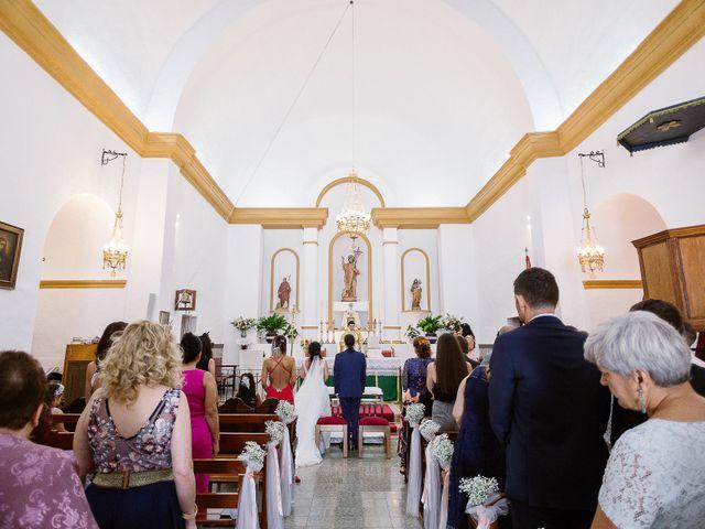 La boda de Francisco y Andrea en Santa Maria (Isla De Ibiza), Islas Baleares 17