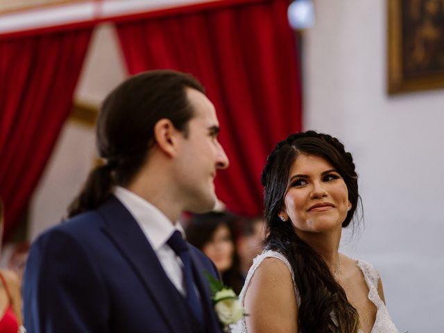 La boda de Francisco y Andrea en Santa Maria (Isla De Ibiza), Islas Baleares 20