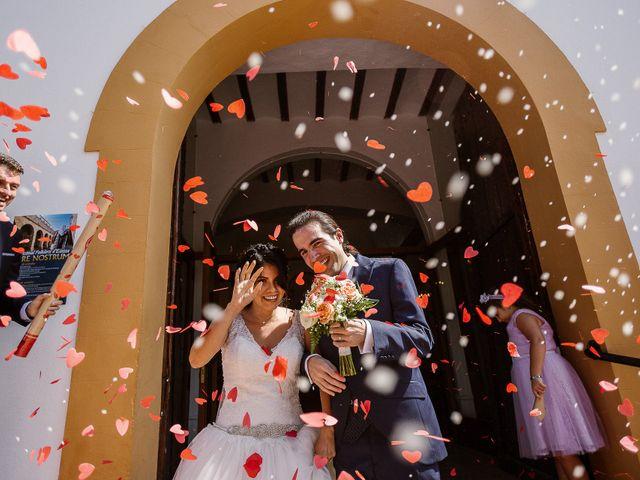 La boda de Francisco y Andrea en Santa Maria (Isla De Ibiza), Islas Baleares 21