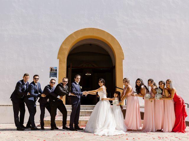 La boda de Francisco y Andrea en Santa Maria (Isla De Ibiza), Islas Baleares 22