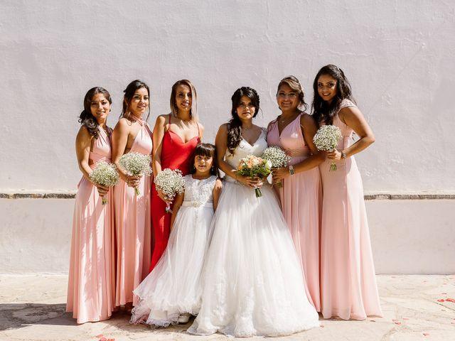 La boda de Francisco y Andrea en Santa Maria (Isla De Ibiza), Islas Baleares 24