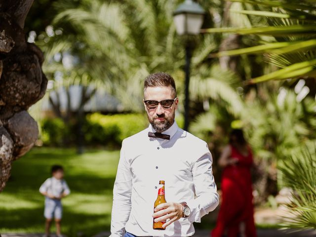 La boda de Francisco y Andrea en Santa Maria (Isla De Ibiza), Islas Baleares 28