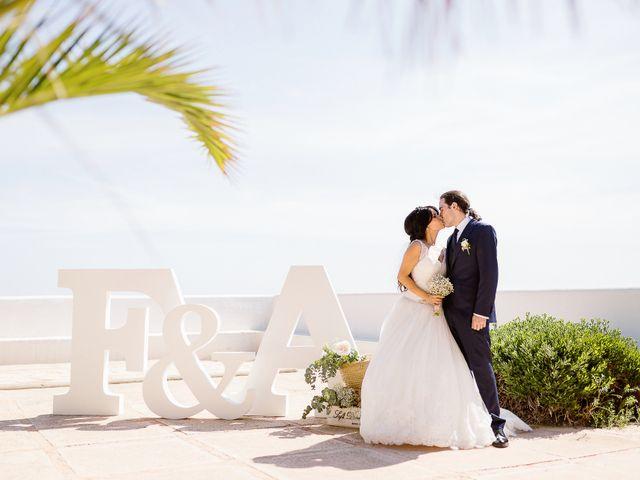 La boda de Francisco y Andrea en Santa Maria (Isla De Ibiza), Islas Baleares 30
