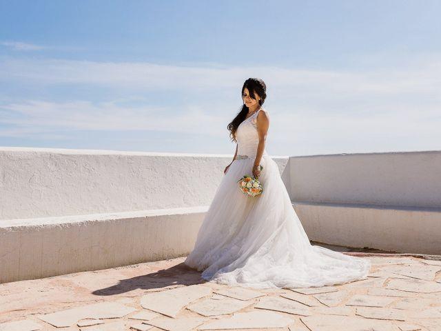 La boda de Francisco y Andrea en Santa Maria (Isla De Ibiza), Islas Baleares 32