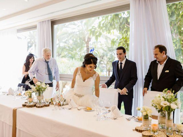 La boda de Francisco y Andrea en Santa Maria (Isla De Ibiza), Islas Baleares 35