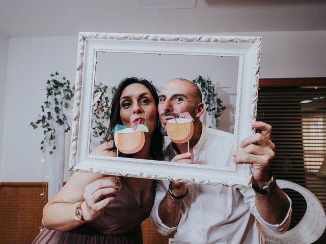 La boda de Francisco y Andrea en Santa Maria (Isla De Ibiza), Islas Baleares 39