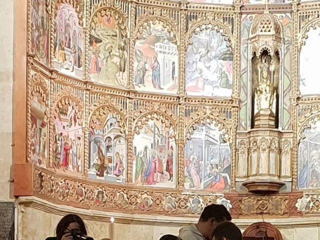 La boda de Alberto y Laura en Salamanca, Salamanca 3
