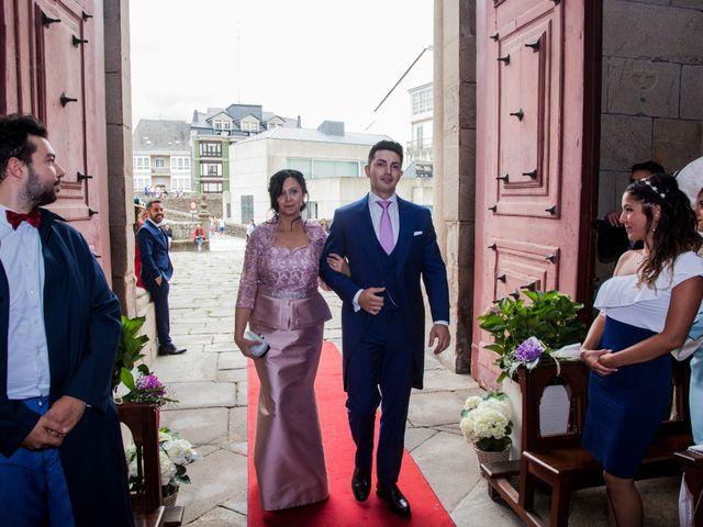 La boda de Roberto y Anabel en Lugo, Lugo 20