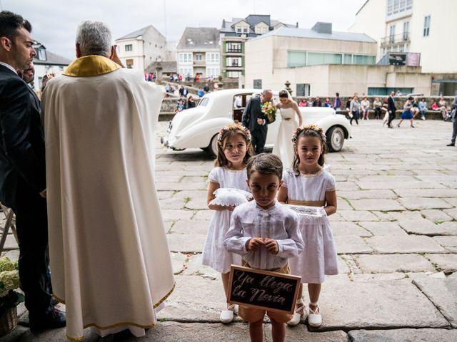 La boda de Roberto y Anabel en Lugo, Lugo 22