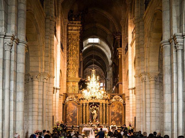 La boda de Roberto y Anabel en Lugo, Lugo 26