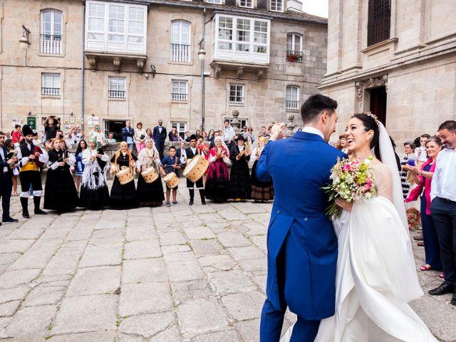 La boda de Roberto y Anabel en Lugo, Lugo 31