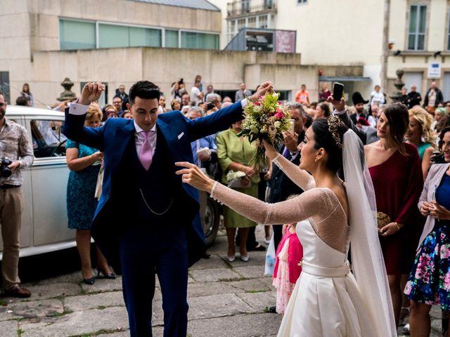 La boda de Roberto y Anabel en Lugo, Lugo 33