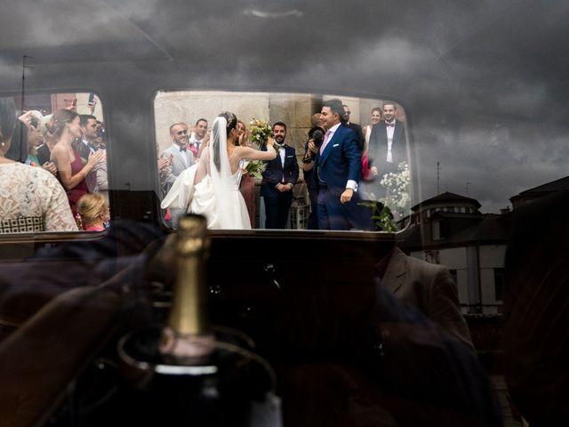 La boda de Roberto y Anabel en Lugo, Lugo 35