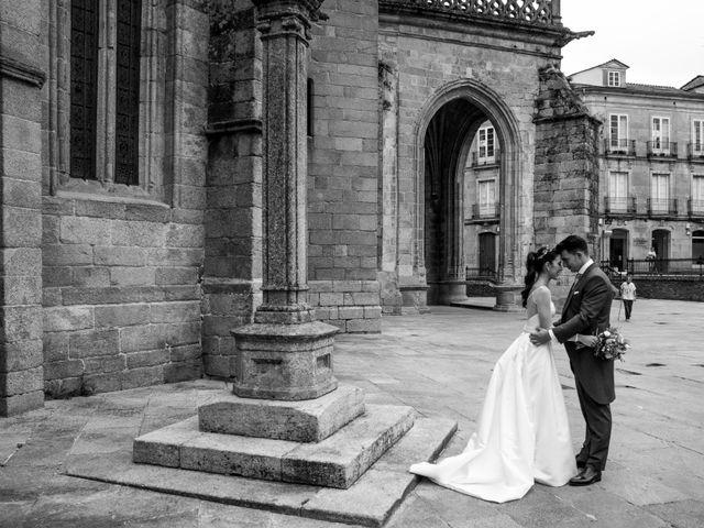 La boda de Roberto y Anabel en Lugo, Lugo 39