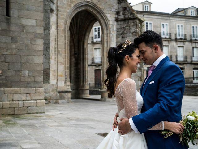 La boda de Roberto y Anabel en Lugo, Lugo 40