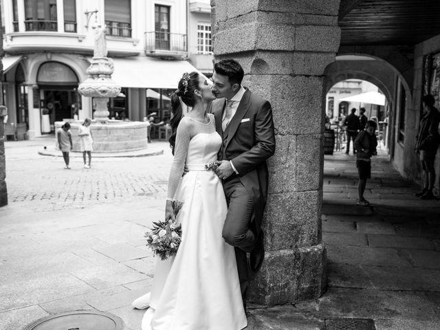 La boda de Roberto y Anabel en Lugo, Lugo 43