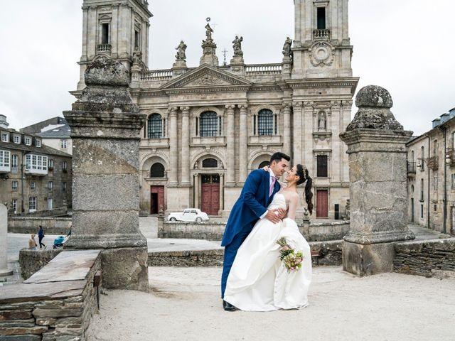 La boda de Roberto y Anabel en Lugo, Lugo 46