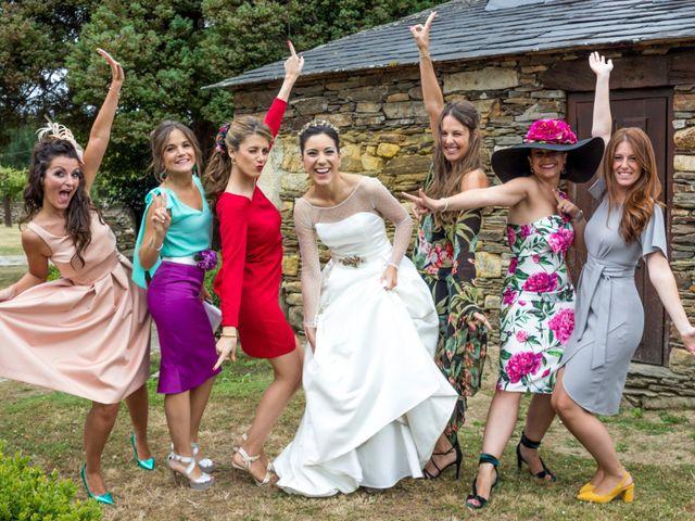 La boda de Roberto y Anabel en Lugo, Lugo 47